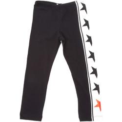 Abbigliamento Bambina Leggings Melby 70F5655 Nero