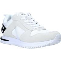 Scarpe Uomo Sneakers basse Bikkembergs B4BKM0028 Bianco