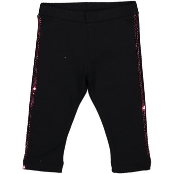 Abbigliamento Bambina Leggings Melby 20F2061 Nero