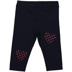 Abbigliamento Bambina Leggings Melby 20F0021 Nero