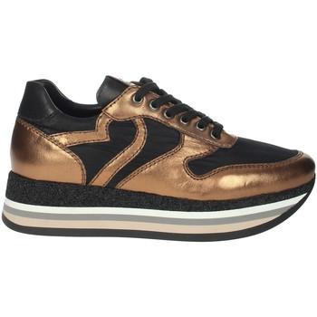 Scarpe Donna Sneakers basse Nina Capri IC-10 BRONZO