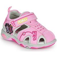 Scarpe Bambina Sandali sport Primigi SOLAL Rosa