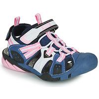 Scarpe Bambina Sandali sport Primigi CAMMI Marine / Rosa
