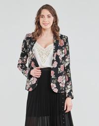 Abbigliamento Donna Giacche / Blazer Ikks BS40045-02 Nero