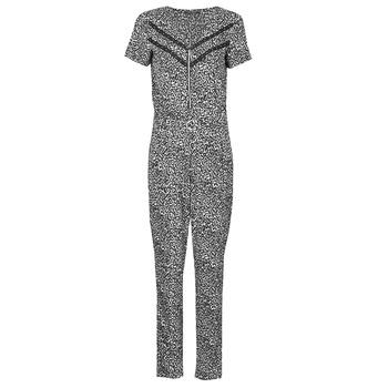 Abbigliamento Donna Tuta jumpsuit / Salopette Ikks BS32005-02 Nero