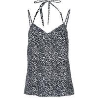 Abbigliamento Donna Top / T-shirt senza maniche Ikks BS11015-02 Nero