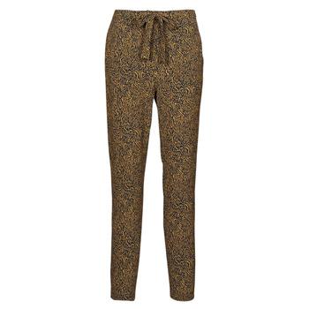 Abbigliamento Donna Pantaloni morbidi / Pantaloni alla zuava Ikks BS22085-75 Marrone