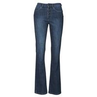 Abbigliamento Donna Jeans bootcut Ikks BS29135-45 Night / Blue