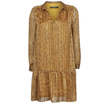 Abbigliamento Donna Abiti corti Ikks BS30195-75 Ambra