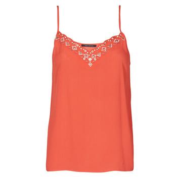 Abbigliamento Donna Top / T-shirt senza maniche Ikks BS11195-36 Rosso