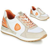 Scarpe Donna Sneakers basse Remonte Dorndorf POLLUX Bianco / Grigio / Arancio