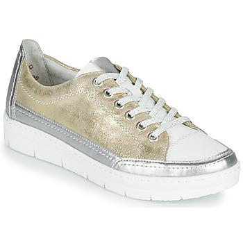Scarpe Donna Sneakers basse Remonte Dorndorf PHILLA Oro / Argento