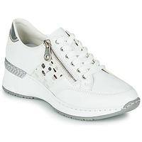 Scarpe Donna Sneakers basse Rieker GRAMI Bianco