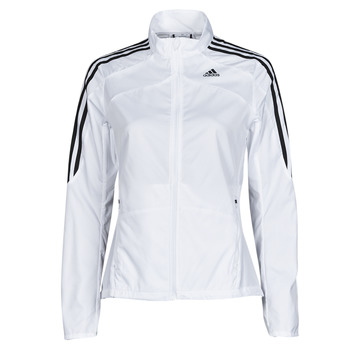Abbigliamento Donna Giacche sportive adidas Performance MARATHON JKT W Bianco