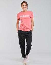 Abbigliamento Donna Pantaloni da tuta adidas Performance W E PLN PANT Nero