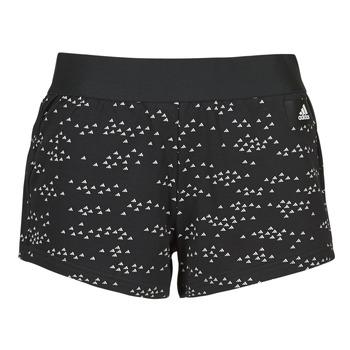 Abbigliamento Donna Shorts / Bermuda adidas Performance W WIN Short Nero