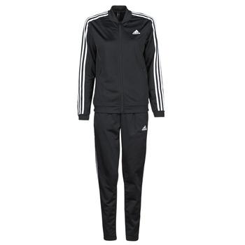 Abbigliamento Donna Tuta adidas Performance W 3S TR TS Nero
