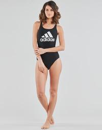 Abbigliamento Donna Costume intero adidas Performance SH3.RO BOS S Nero