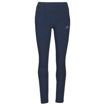 Abbigliamento Donna Leggings adidas Performance W LIN LEG Blu