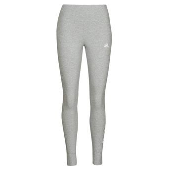 Abbigliamento Donna Leggings adidas Performance W LIN LEG Grigio