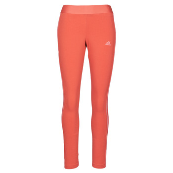 Abbigliamento Donna Leggings adidas Performance W 3S LEG Rosso