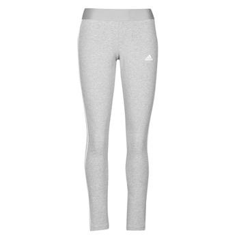 Abbigliamento Donna Leggings adidas Performance W 3S LEG Grigio