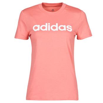 Abbigliamento Donna T-shirt maniche corte adidas Performance W LIN T Rosa