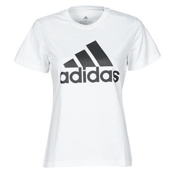 Abbigliamento Donna T-shirt maniche corte adidas Performance W BL T Bianco