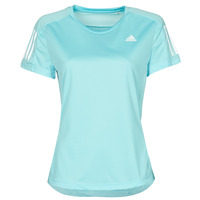 Abbigliamento Donna T-shirt maniche corte adidas Performance OWN THE RUN TEE Blu