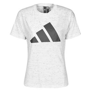 Abbigliamento Donna T-shirt maniche corte adidas Performance W WIN 2.0 TEE Bianco