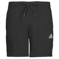 Abbigliamento Uomo Shorts / Bermuda adidas Performance M 3S FT SHO Nero