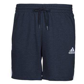 Abbigliamento Uomo Shorts / Bermuda adidas Performance M 3S FT SHO Blu
