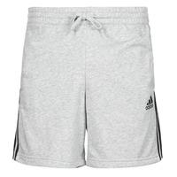 Abbigliamento Uomo Shorts / Bermuda adidas Performance M 3S FT SHO Grigio