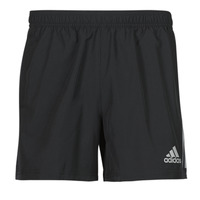 Abbigliamento Uomo Shorts / Bermuda adidas Performance OWN THE RUN SHO Nero