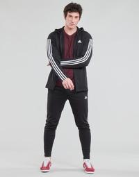 Abbigliamento Uomo Tuta adidas Performance M Rib Tracksuit Nero