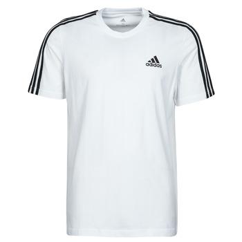 Abbigliamento Uomo T-shirt maniche corte adidas Performance M 3S SJ T Bianco