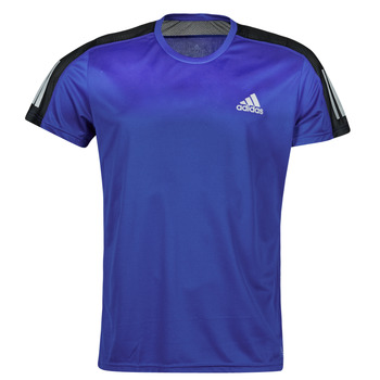 Abbigliamento Uomo T-shirt maniche corte adidas Performance OWN THE RUN TEE Blu