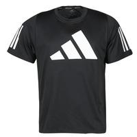 Abbigliamento Uomo T-shirt maniche corte adidas Performance FL 3 BAR TEE Nero
