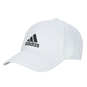 Accessori Cappellini adidas Performance BBALL CAP COT Bianco