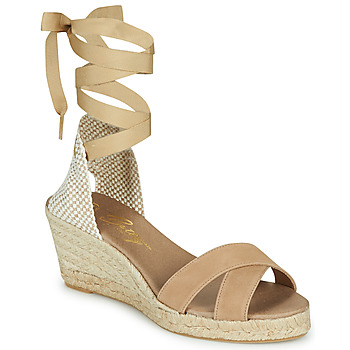 Scarpe Donna Sandali Betty London IDILE Beige