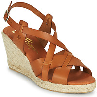 Scarpe Donna Sandali Betty London OSAVER Camel