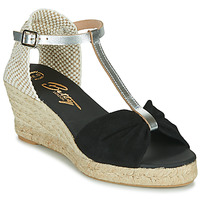 Scarpe Donna Sandali Betty London OREINOA Nero