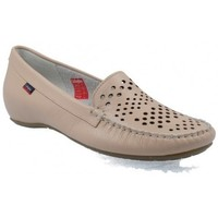 Scarpe Donna Mocassini CallagHan Zapatos Mocasines para Mujer de Callaghan Dance 12042 Beige