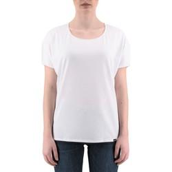 Abbigliamento Donna T-shirt maniche corte Ko Samui Tailors Greece Back Silk T-Shirt Bianco  KSUTZ 847 GRE Bianco