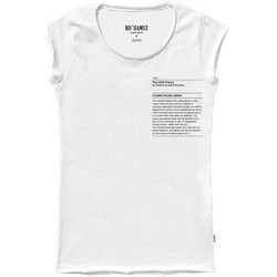 Abbigliamento Donna T-shirt maniche corte Ko Samui Tailors The Little Prince Library T-Shirt Bianco  KSUT Bianco