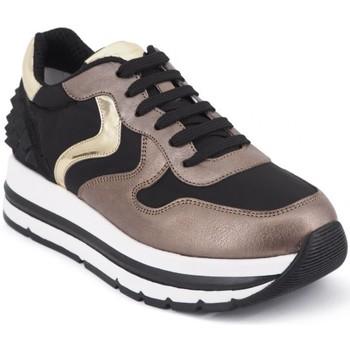 Scarpe Donna Sneakers basse Voile Blanche Maran Studs Sneakers Oro  VLB2015229011 Oro