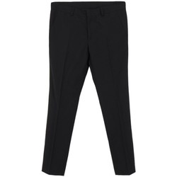 Abbigliamento Uomo Pantaloni Daniele Alessandrini Pantalone Super Street Nero  DALP Nero
