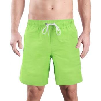Abbigliamento Uomo Costume / Bermuda da spiaggia Sundek Costume Da Bagno A Pantaloncino Verde  SUNM505B Verde