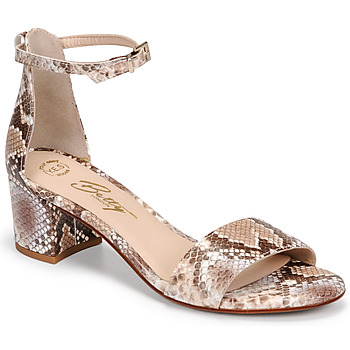 Scarpe Donna Sandali Betty London INNAMATA Taupe