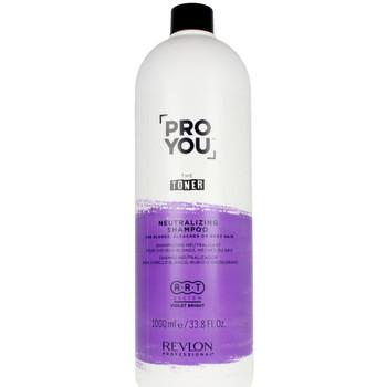 Bellezza Donna Shampoo Revlon Proyou The Toner Shampoo  1000 ml